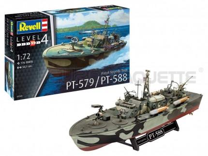 Revell - PT-579/PT-588