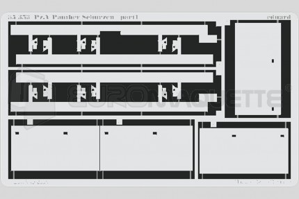Eduard - EF-2000 biplace (italeri)
