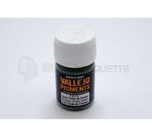 Vallejo - Pigment vert oxyde de chrome