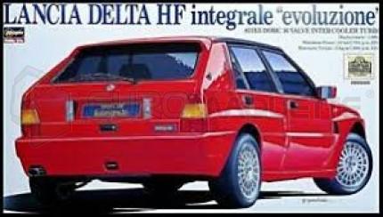 Hasegawa - Lancia Delta HF integrale EVO