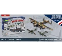 Revell - Coffret RAF Icones (3 kits)