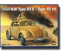 Rpm - KdF Type 82 VW