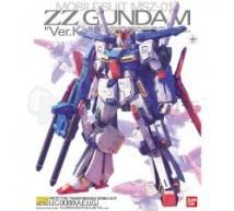 Bandai - MG ZZ Gundam Ver Ka (0216744)