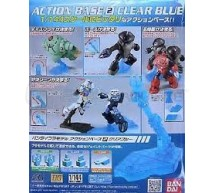 Bandai - Action Base Clear blue 4