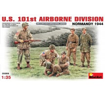 Miniart - US 101st Airborne Normandy 44