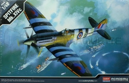 Academy - Spitfire Mk XIV c