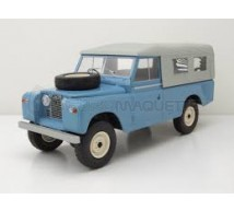Model car group - Land Rover 109 pick up serie II