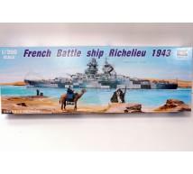 Trumpeter - Richelieu 1943