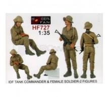 Hobby fan - IDF tank crew