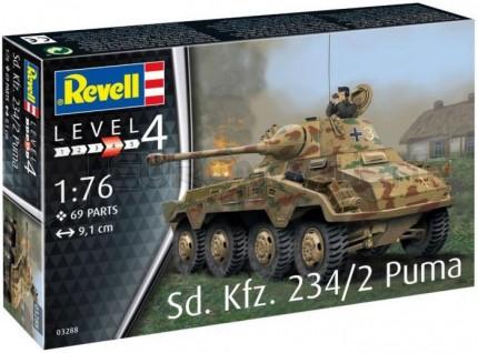 Revell - Sd.Kfz.234/2 Puma
