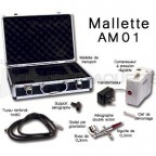 Prince August - Malette Compresseur & aero