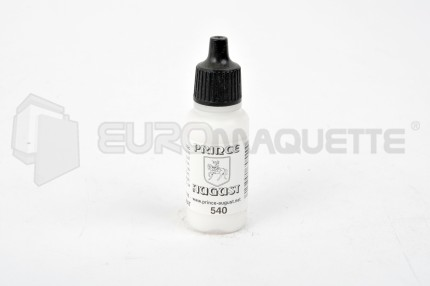 Prince August - Médium Mat 540 (pot 17ml)
