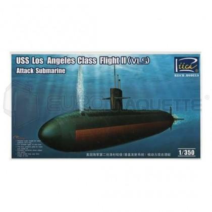 Riich models - USS Los Angeles Flight II (VLS)