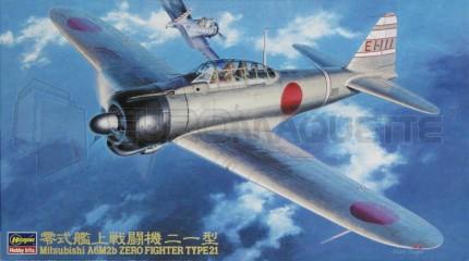 Hasegawa - A6M2 Zero type 21