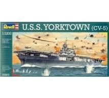 Revell - USS Yorktown 1/1200