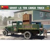 Miniart - Soviet 1,5t cargo truck
