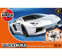 Airfix - Lamborghini Aventador Lego