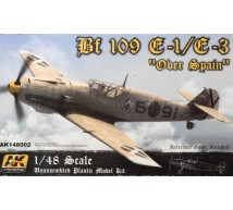 Ak interactive - Bf-109 E1/3 Over Spain