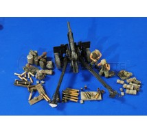 Verlinden - 105mm Ammo & pack
