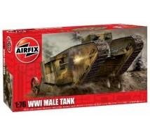Airfix - WW1 Tank