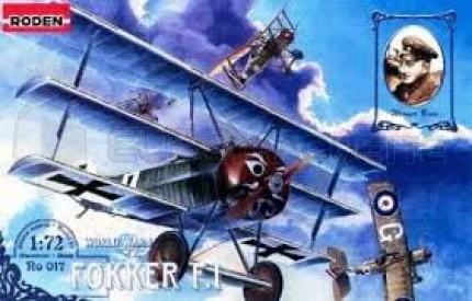 Roden - Fokker F 1