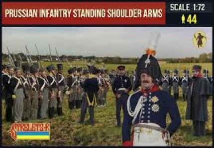 Strelets - Prussian Infantry Standing