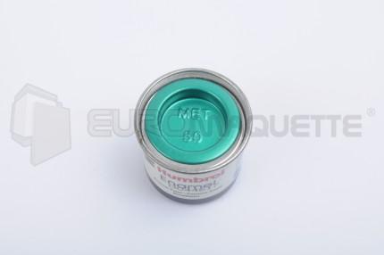 Humbrol - vert brume metal 50