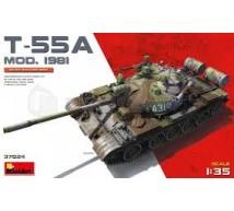 Miniart - T-55A Mod 1981