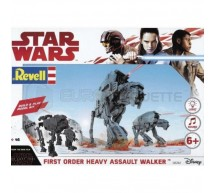 Revell - Heavy Assault Walker Build & Play 1/164