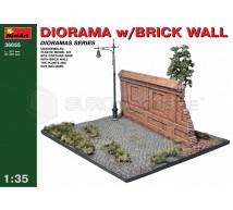 Miniart - Dio & Brick Wall