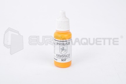 Prince August - Jaune transparent 937 (pot 17ml)