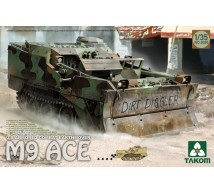 Takom - Armored Earthmover M9 ACE