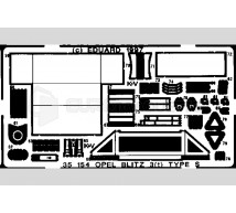 Eduard - Opel Blitz (italeri)