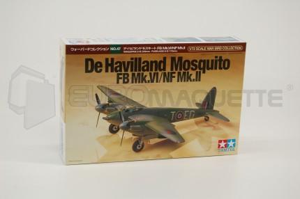 Tamiya - Mosquito Mk VI