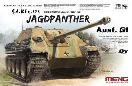 Meng - Jagdpanther Ausf G1