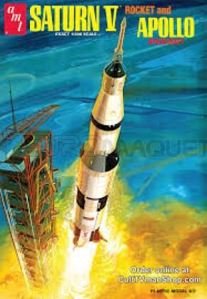 Amt - Saturn V & Apollo