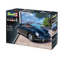 Revell - Porsche 356 C Cabriolet