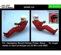 Gf Models - Pilote F1