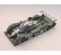 Le mans miniatures - Bentley EXP LM2003 portes fermées