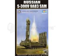 Trumpeter - S-300V 9A83 SAM