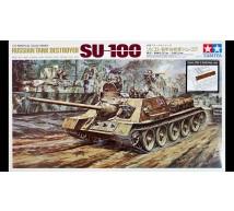 Tamiya - SU-100 1/25