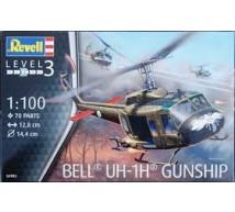 Revell - Bell UH-1H Gunship 1/100