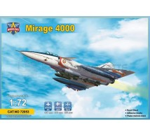 Modelsvit - Mirage 4000 & armement