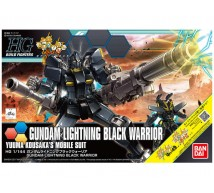 Bandai - HG Lightning Black Warrior (0221286)