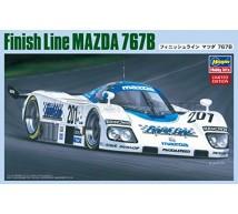 Hasegawa - Mazda 767B Finish Line