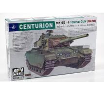 Afv Club - Centurion Mk5/2 NATO