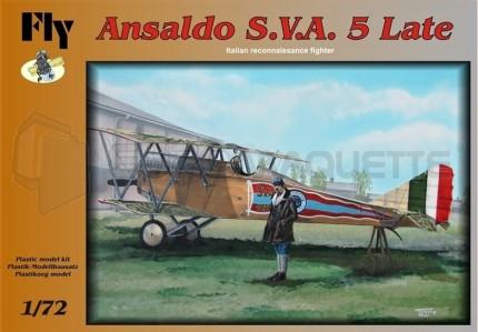 Fly - Ansaldo SVA-5 Late