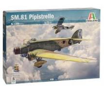 Italeri - SM-81 Pipistrello