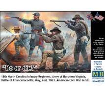 Master box - 18th North Carolina infantry