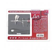 Prince August - Aerographe HD
